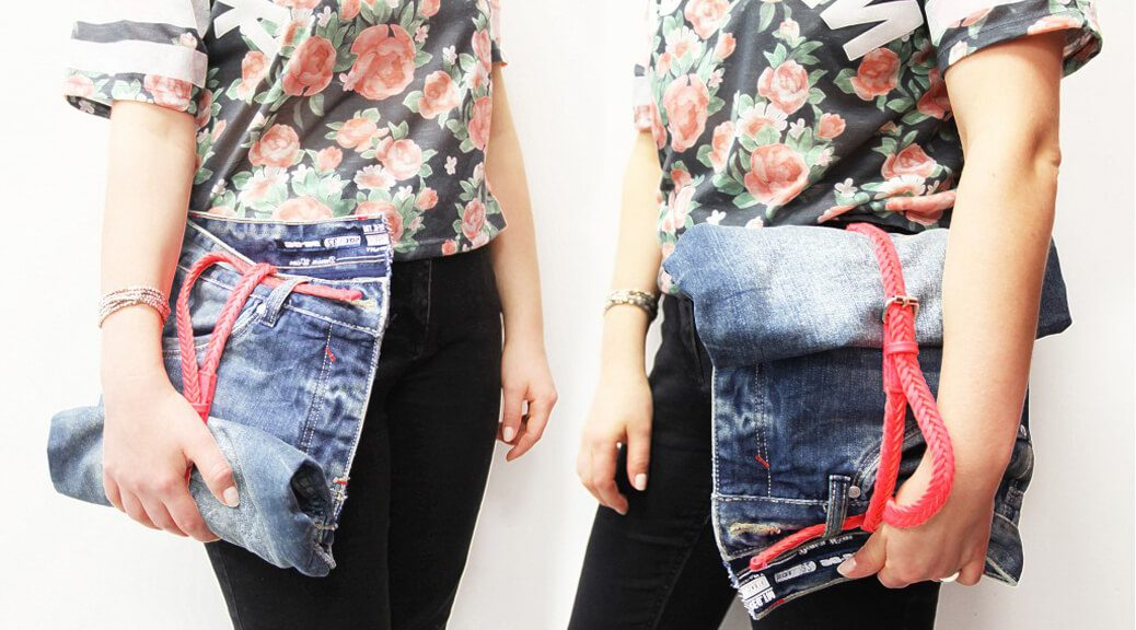 DIY Denim Tasche