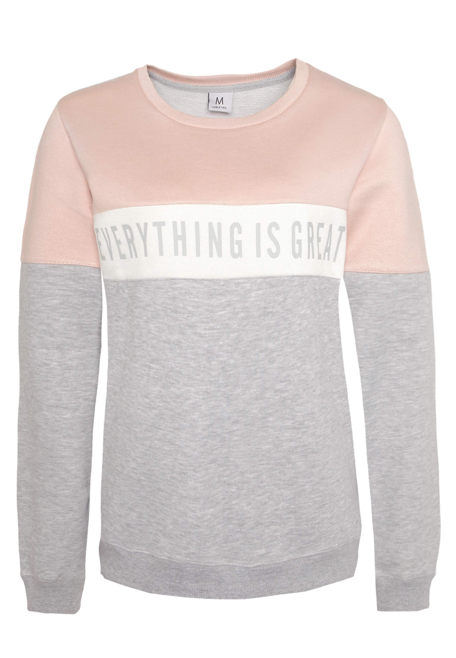 Damen Sweatshirt mit Nicki